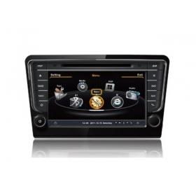 Sale Knockoff SKODA Rapid 2013~2014 - Car GPS Navigation DVD Player Radio Stereo S100 Multimedia System