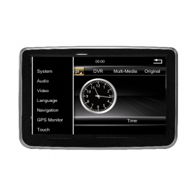 Sale Knockoff Mercedes Benz C Class W205 2014~2015 - Car Stereo Radio (DVD) GPS Navigation 1080P HD Screen System