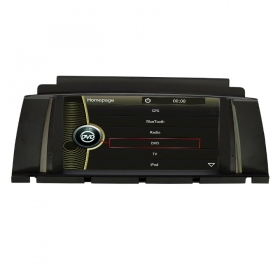 Sale Knockoff BMW X3 F25 2010~2012 - Car Stereo Radio (DVD) GPS Navigation 1080P HD Screen System