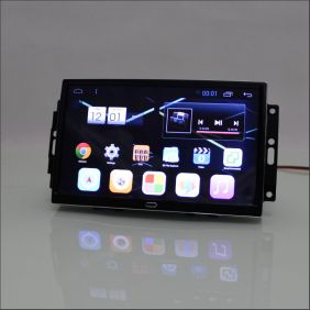 Sale Knockoff Car Android GPS Navigation Multimedia For JEEP Grand Cherokee / Radio Stereo HD Screen Audio Video ( No CD DVD Player ) System